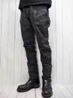 【STRUM】TIGER CAMO PRINT TAPERED PANTS