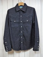 <img class='new_mark_img1' src='https://img.shop-pro.jp/img/new/icons14.gif' style='border:none;display:inline;margin:0px;padding:0px;width:auto;' />【AYUITE】SW SOFT DENIM SHIRT(OW)