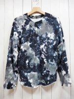<img class='new_mark_img1' src='https://img.shop-pro.jp/img/new/icons14.gif' style='border:none;display:inline;margin:0px;padding:0px;width:auto;' />【AYUITE】HENRY DOLMAN CAMO FLEECE L/S(CHARCOAL)