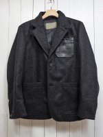<img class='new_mark_img1' src='https://img.shop-pro.jp/img/new/icons14.gif' style='border:none;display:inline;margin:0px;padding:0px;width:auto;' />【AYUITE】MELTON WOOL SPORTS JACKET