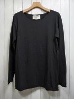 【GRAB IN HOLLYWOOD】ALL CUT L/S(BLACK)