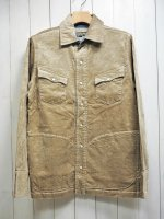 <img class='new_mark_img1' src='https://img.shop-pro.jp/img/new/icons14.gif' style='border:none;display:inline;margin:0px;padding:0px;width:auto;' />【AYUITE】STRETCH CORDUROY SHIRT JACKET
