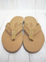 <img class='new_mark_img1' src='https://img.shop-pro.jp/img/new/icons14.gif' style='border:none;display:inline;margin:0px;padding:0px;width:auto;' />【RAINBOW SANDALS】RSM 302ALTS DOUBLE LAYER LEATHER(SIERRA BROWN)