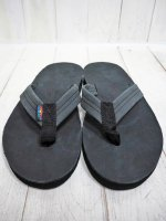 <img class='new_mark_img1' src='https://img.shop-pro.jp/img/new/icons14.gif' style='border:none;display:inline;margin:0px;padding:0px;width:auto;' />【RAINBOW SANDALS】RSM 302ALTS DOUBLE LAYER LEATHER(PREMIER BLACK)