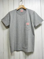 <img class='new_mark_img1' src='https://img.shop-pro.jp/img/new/icons14.gif' style='border:none;display:inline;margin:0px;padding:0px;width:auto;' />【BIG MIKE】SUNGLASSES POCKET TEE(H.GRAY)