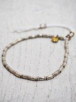 """【amp japan】String Bracelet """"bamboo"""