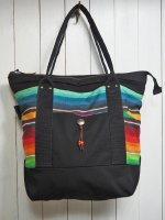 【GRAB IN HOLLYWOOD】MEXICAN TOTE BAG /C