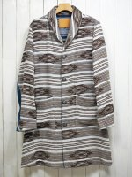 <img class='new_mark_img1' src='https://img.shop-pro.jp/img/new/icons14.gif' style='border:none;display:inline;margin:0px;padding:0px;width:auto;' />【AYUITE】COTTON RUG SHAWL COLLAR COAT