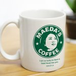 ロゴマグカップ(コーヒーショップ)