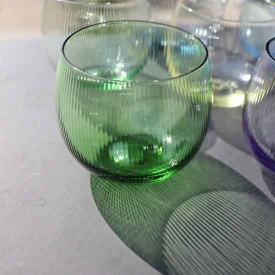 丸グラス 緑 千本モール
