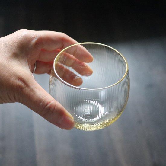 丸グラス 黄 千本モール