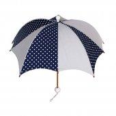 晴雨兼用日傘(ドット)<br><DiCesare Designs>