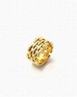IVXLCDM(アイブイエックスエルシーディーエム)5-LINE ARC RING ゴールド