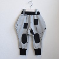 frankygrow 3PATTERNS BEAR  MT KNEE PATCH SWEAT PANTS Mサイズ