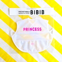 POCKETABLE BIBIB Princess