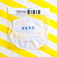 POCKETABLE BIBIB Hero