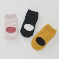 KIDS SOCKS 《YELLOW / S》