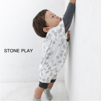 BIBPA FB STONE PLAY《GRAY》