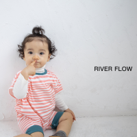 BIBPA FB RIVER FLOW《PINK》