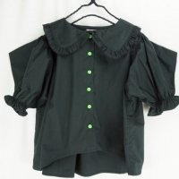 MINORITY BLOUSE《BLACK/F》