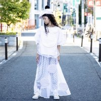 MINORITY BLOUSE《WHITE/F》