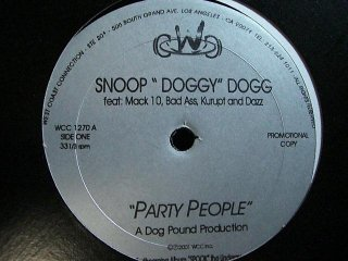 Snoop Dogg  Party People G-RAP
