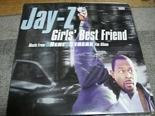 JAY-Z GIRLS' BEST FRIEND