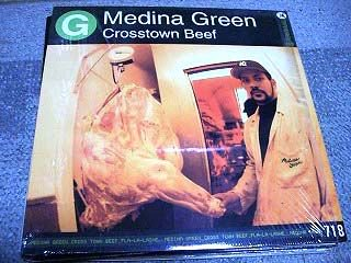 MEDINA GREEN CROSS TOWN BEEF アングラ