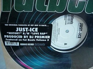 Just-Ice Dj Premier HipHop