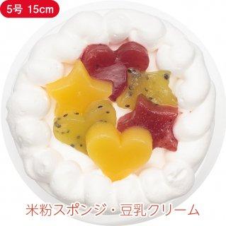 ワンコケーキ【5号 15cm】中型犬用