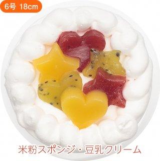 ワンコケーキ【6号 18cm】大型犬用