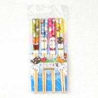 旭山動物園くらぶ オリジナル箸(こども用)