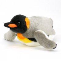 ぬいぐるみ 飛ぶペンギン S