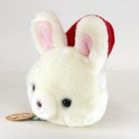 フェイスポーチ ウサギ