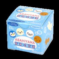 旭山動物園くらぶ ハンドクリーム シャボン