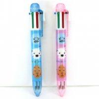 旭山動物園くらぶ オリジナル 5色ボールペン&シャープペンシル