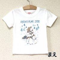 旭山のお散歩Tシャツ(こども用)