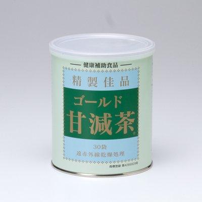 ゴールド甘減茶 1缶 150g