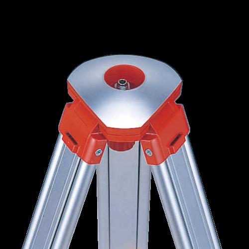 測量用 アルミ三脚 ランドレッグ LAN-OD 5/8inch・球面