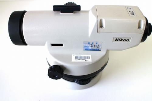 ニコン(Nikon) オートレベル AE-7 中古品②