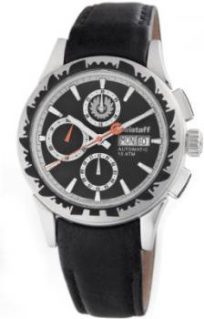 Belstaff Men's BLF2006-BB Adventure Automatic Black Dial Watch