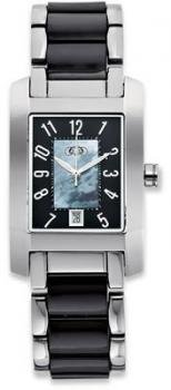 Ceramic CoutureTM and Stainless Steel Men's Watch