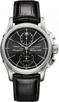 Hamilton Jazzmaster Spirit of Liberty Black Dial Men's watch #H32516731
