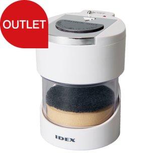 【アウトレット】 補聴器乾燥器 クイックエイド クリスタルホワイト QA-221W