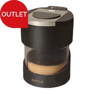 【アウトレット】 補聴器乾燥器 クイックエイド ロイヤルブラック QA-221BK(専用消耗品2点付属)