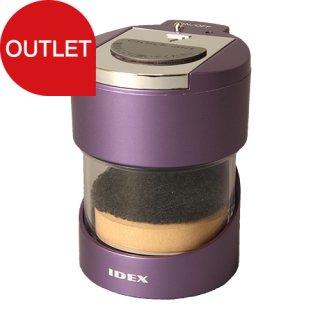 【アウトレット】 補聴器乾燥器 クイックエイド ブリリアントパープル QA-221V(専用消耗品2点付属)