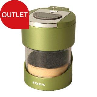 【アウトレット】 補聴器乾燥器 クイックエイド ライムグリーン QA-221G(専用消耗品2点付属)
