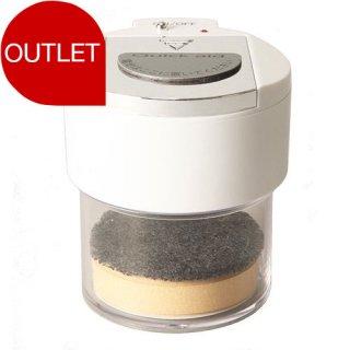 【アウトレット】補聴器乾燥器 クイックエイド(本体のみ) クリスタルホワイト QA-150F