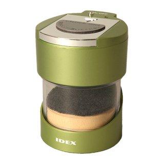 補聴器乾燥器 クイックエイド ライムグリーン QA-221G