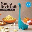 【ママネッシー】コランダー スプーン ネッシー おたま キッチン 鍋 母